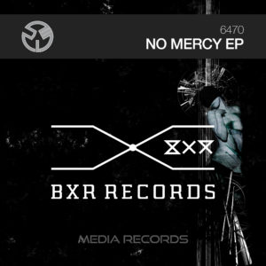 6470 cover No Mercy EP