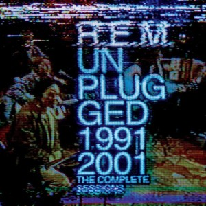 REM Unplugged CD cover art