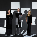 The Human League shot in London studio 2014